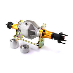 Ford 9 Heavy Duty Aluminum Differential Floater 4 Link Assembly With Spacers
