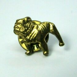 Vintage Mack Truck Bulldog Pin Gold Tone Hat Vest Lapel Jacket Tie Pin