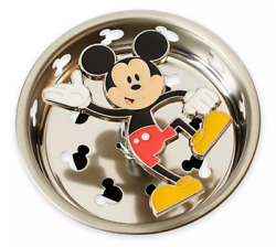 Disney Parks Mickey Sink Strainer Drain Stopper Plug Stainless Steel - New