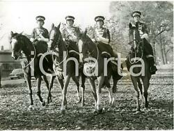 1958 London Hyde Park - Members Of Fany During Rehearsal Of Lord Mayorand039s Show