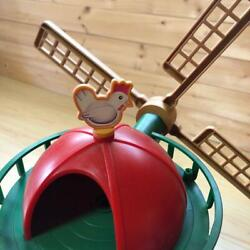 Sylvanian Families Calico Critters Uk Windmill Epoch 15th Anniversary Edition