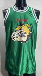 Vintage 90andrsquos Rock Embassy House Of Pain Green Jersey Menandrsquos M Bully Bulldog Cigar