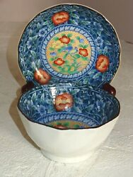Antique Chinese / Japanese Asian Kakiemon Style Imari Handleless Cup And Saucer