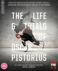 The Life And Trials Of Oscar Pistorius Blu-ray [uk] New Bluray
