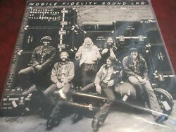 Allman Brothers 180 Gram Audiophile Mfsl Fillmore Limited Numbered Audiophile
