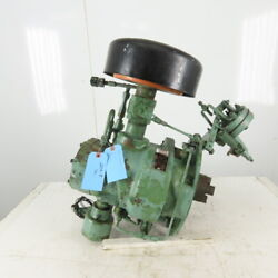 Sullair 69534-1 Model 10-25 25hp Rotary Air Compressor Air End Assembly 125psi
