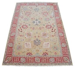 Nourison Nourmak Collection S169 Gold Wool Floral Area Rug Carpet 10and039 X 14and039