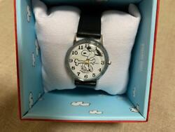 Timex × Peanuts Collaboration Snoopy On The Move Watch Limited Wrist Watch New
