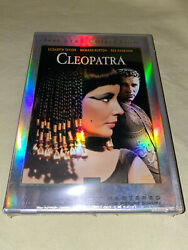 Cleopatra Dvd New Widescreen 3-disc Set Five-star Collection Elizabeth Taylor