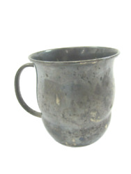Baby Childs Cup Sterling Silver Not Engraved Towle 10792 46121 Vintage