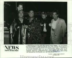 1989 Press Photo quot;A Starlit Evening For The Alvin Alley American Dance Theaterquot; $19.99