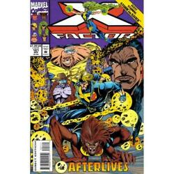 X-factor 1986 Series 101 In Near Mint Minus Condition. Marvel Comics [o7]
