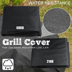 Bbq Grill Cover Outdoor Uv Protection Waterproof For Coleman Roadtrip Lxe Lxx