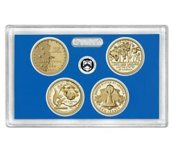 2019 S American Innovation 1 Proof Set 4 Coins