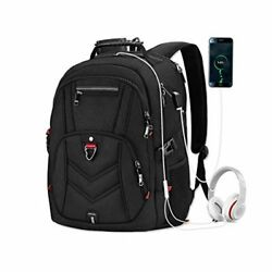 Laptop Backpack 17 Inch Business Travel Backpacks for Men Women Extra Large Wate $45.51