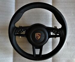 991.1 2011 - 14 Multi Function New Style Steering Wheel And Module To Adapt