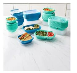 Rubbermaid 100-piece Meal Prep Food Storage Containers Set