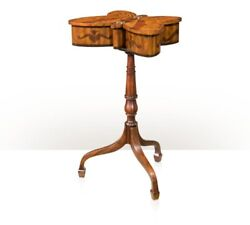 L51150 Theodore Alexander 11033 Althorp Collection Butterfly Table New