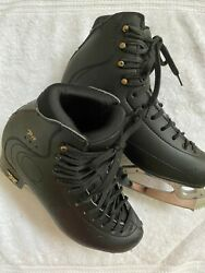 Risport Royal Pro Good Condition With Revolution Blades Size 245 Or Us Mens 5.5