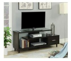 Porch And Den Brown 60 Inch Tv Stand Entertainment Center Furniture Drawers Cheap