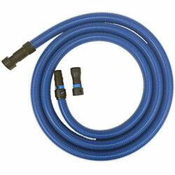Cen-tec Systems 94434 Antistatic Wet/dry Vacuum Hose For Shop Vacs With Power 16