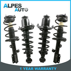 2x Front And 2x Rear Struts Shocks Absorbers W/ Mount For 2005-2010 Scion Tc