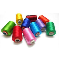 Wholesale Spools Of Silk Thread Indian Silk Embroidery Threads Sewing Silk Pure