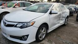 Front Clip With Fog Lamps Se Sport Fits 12-14 Camry 1757862