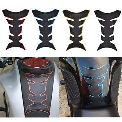 3d Motorcycle Gas Fuel Oil Tank Pad Protector Decals Sticker Grip For Yamaha