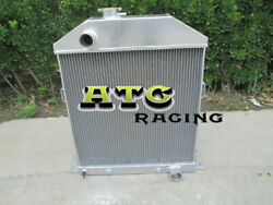 All Aluminum Radiator For 1942-1948 Ford/mercury Cars W/chevy Engine 1946 1947