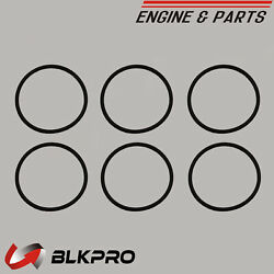 6injector Sleeve O Ring For Cummins N14 Nt855 L10 Set Of 3007759