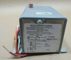 White-rodgers 668z-671 60432-1 120v Thermostatic Switch