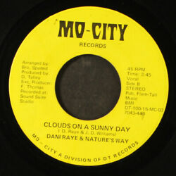 Dani Raye And Nature's Way Try Something New / Clouds On A Sunny Day Mo-city 7