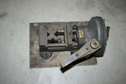 Heinrich Pneumatic Vise Untested East Coast Ship Only