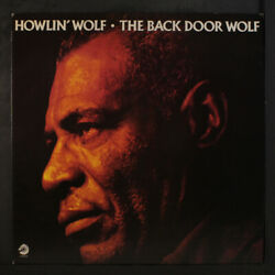 Howlin' Wolf The Back Door Wolf P-vine Special 12 Lp 33 Rpm