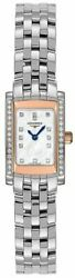 Longines Dolcevita Mother Of Pearl Diamond Womenand039s Watch L5.158.5.89.6