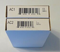 2013 Native American 25 Dollar Coin Rolls In Mint Unopened Boxes, P And D, Ac1