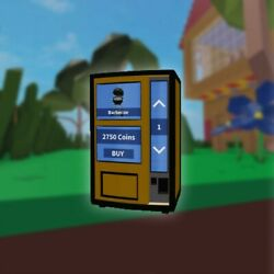 [roblox] Islands X10 Vending Machine   Fast Delivery