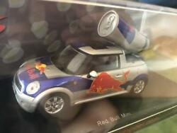Red Bull Mini Diecast Model Car Toy Display Rare From Japan Free Shipping