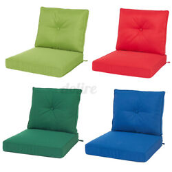Outdoor Deep Seat Chair Patio Cushions Set Pad Uv And Fade Resistant Furniture 25
