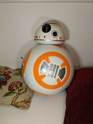 """Disney Spin Master Star Wars Bb-8 Hero Droid - 16"""" Tall. Untested / No Remote"""