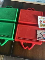 1988 Mcdonald's Vintage Lunch Boxes And Lunch Bags On The Go 2 Ronald Grimace