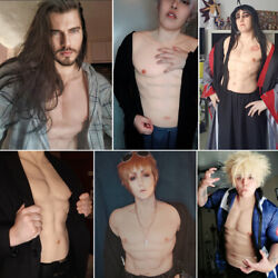 Imi No Oil Fake Chest Muscle Silicone Vest Enhancer Shapewear For Crossdresser