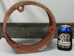 10 Bolt Pulley For 3 Or 6 Hp Fairbanks Morse Z Cast Iron Hit Miss Gas Engine Fm