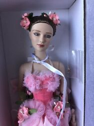 Tonner Tyler 16 2014 Spring Time Le 400 Ballet Fashion Doll Mint In Box Daphne