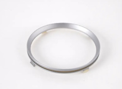 Oem Mini Clubman R55 Cooper R56 Trim Ring For Front Cup Holder Silver New