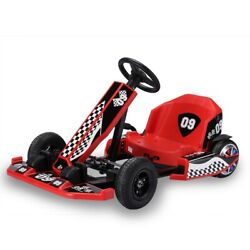 Electric Go Kart Complete Go-karts And Frames Outdoor Racing Scooter Riding Toy Us
