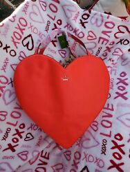 Super Rare- New With Tags Kate Spade Red Heart Tote