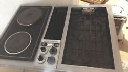 Jenn Air Electric Stove Top -good Condition
