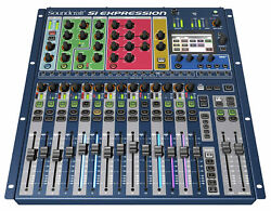 Soundcraft Si Expression 1 Soundboard Mixing Console Mixer For Church/school